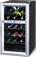 Kalorik WCL 20629 18 Bottle Wine Cooler - click to enlarge