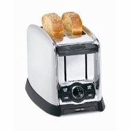 Hamilton Beach 22800 SmartToast 2-Slice Toaster, Brushed Chrome - click to enlarge