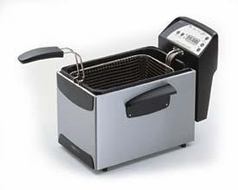 Presto 05462 Digital ProFry 9 Cup Immersion Deep Fryer - click to enlarge