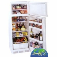 Summit CP97 Thin LineTop Mount Refrigerator - click to enlarge