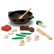 Melissa and Doug 4025 Stir Fry Slicing Set - click to enlarge