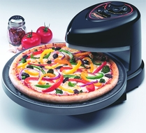Presto 03430 Pizzazz Countertop Pizza Oven - click to enlarge