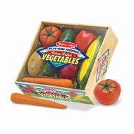 Melissa and Doug 4083 Playtime Veggies - click to enlarge