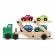 Melissa and Doug 4096 Car Carrier - click to enlarge