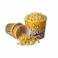 Wabash Valley Farms 44048 Jumbo Plastic Popcorn Tub - click to enlarge