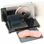 CucinaPro 1720 Fold Up Electric Slicer - click to enlarge