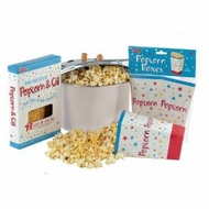 Back to Basics Aluminum Popper Gift Set - click to enlarge