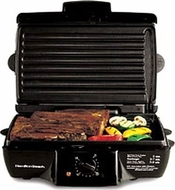 Hamilton Beach 25325H Indoor Grill with Removable Grids - click to enlarge