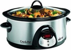 Rival 38651C 6-Quart SmartPot Slow Cooker - click to enlarge