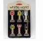 Melissa and Doug Whittle World - Traffic Signs Set