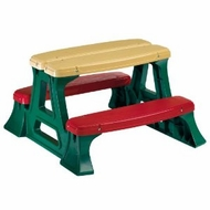 American Plastic Toys Picnic Table - click to enlarge