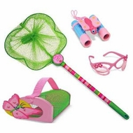 Sunny Patch Butterfly Catching Kit by Melissa and Doug - click to enlarge