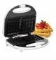 Maxi-Matic EWM-9008K Elite Cuisine Waffle Maker with Non-Stick White