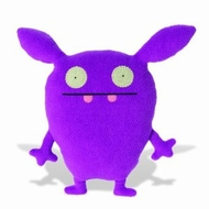 Uglydoll Kram Scrammy - click to enlarge