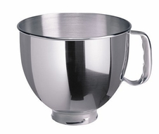 Kitchenaid K5THSBP 5Qt. Stainless Steel Replacement Bowl - click to enlarge