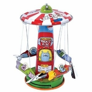 Schylling Uglydoll Tin Rocket Ride - click to enlarge