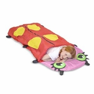 Melissa and Doug's Sunny Patch Mollie Sleeping Bag - click to enlarge
