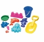 American Plastic Toys 10 Piece Spring Value Set