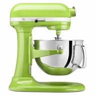 KitchenAid KP26M1XGA Professional 600 Series 6-Quart Stand Mixer, Green Apple - click to enlarge