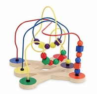 Melissa and Doug #2281 Classic Toy Bead Maze - click to enlarge