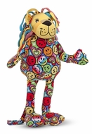 Melissa&Doug MAD7260 Lizzy Lion - click to enlarge