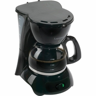Continental CE23659 4 Cup Coffee Maker, Black - click to enlarge
