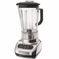KitchenAid KSB580CR 5-Speed Custom Metallic Blender, Chrome - click to enlarge