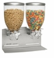 Zevro SLS200 Stainless Steel Designer Edition 17.5oz Countertop or Wall Mount Double Dispenser