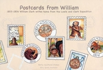 Also Available!<br>Postcards from William, 1803 – 1806:<br>William Clark Writes Home from the Lewis and Clark Expedition