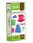 Cricut Cartridge: Tags Bags Boxes and More 2