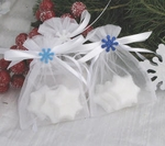 Snowflake Guest Soaps
