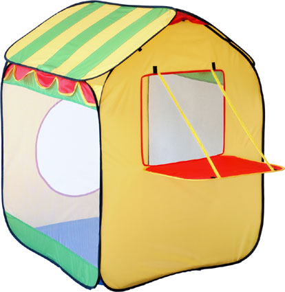 My First Store Play Tent