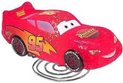 Disneyu0027s Cars Eva Lamp