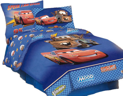 Disney Cars Twin-Size Comforter