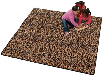 Spots Kids Fun Carpet