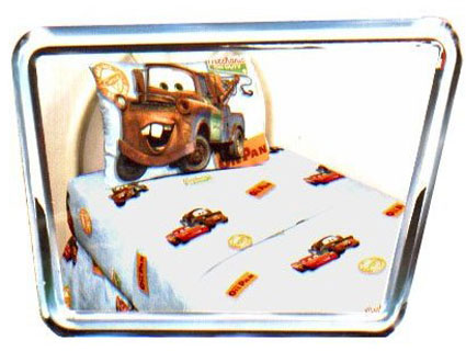 Disney Pixar Cars Twin Sheets Set