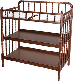Jenny Lind Changing Table by Angel Line
