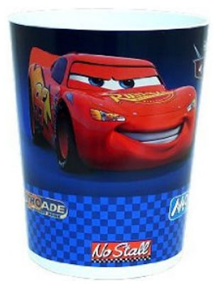 Disney Cars Wastebasket