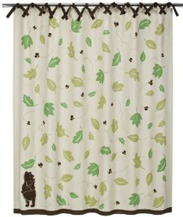 Disney Winnie The Pooh Fabric Shower Curtain - 72 x 72 inches