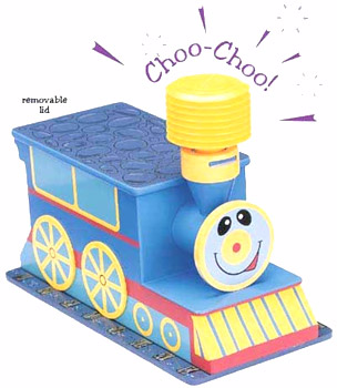 Choo Choo Stomp Step Stool Free Shipping