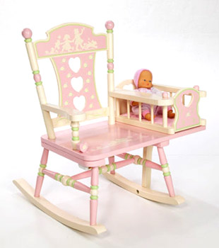 Rock-A-My-Baby Kids Rocker Free Shipping