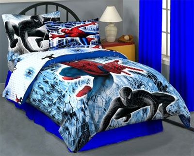 Out of Stock Spider-Man 3 Movie Twin Bed Comforter by Marvel