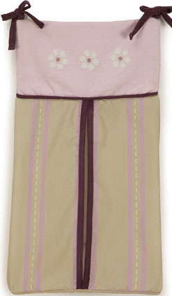 Kimberly Grant Pomegranate Diaper Stacker