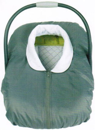 Over the Top Baby Carrier Cover