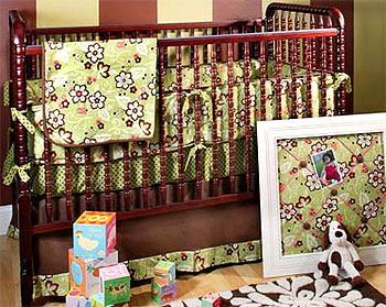 Serendipity Crib Bedding Set