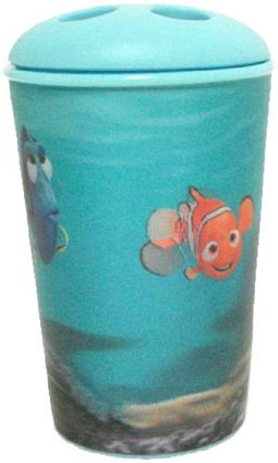 Finding Nemo Holographic Toothbrush Holder Kids Bath