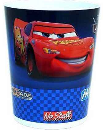Disney Cars Waste Basket