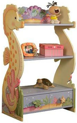 Under the Sea Bookcase by Teamson Kids