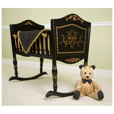 Out of Stock Patterson Cradle by Green Frog Art Free Shipping