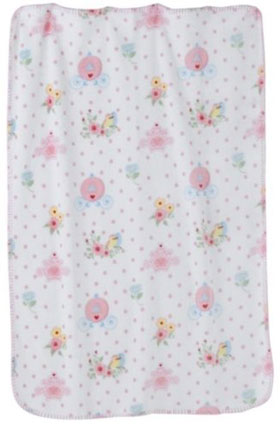 Disney Princess Little Dreamer Fleece Baby Blanket